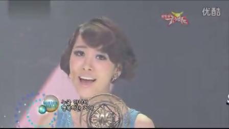 【TonyKim】韩国 现场 Wonder Girls [Nobody] KBS 081017