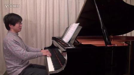 英国儿歌:新年好 (王峥钢琴_tan8.com