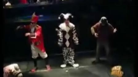日本POPPIN舞团 无名的表演