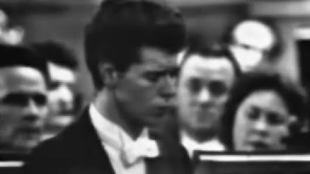 李斯特的狂想曲十二,演奏者是Van Cliburn