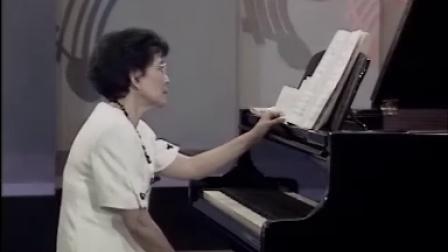 钢琴考级九级曲目 奏鸣曲(Op2 No1) (F小调第一乐章) 讲解