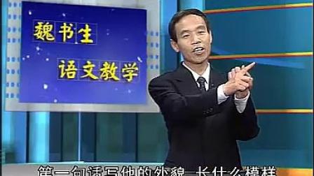魏书生 教师培训 语文教学_标清