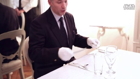 The British Butler Academy - Silver Service