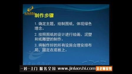 中学七年级美术绿色北京_李凯_金老师家教
