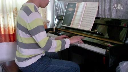 二级 A组 3.《C大调小奏鸣曲》中国音乐学院钢琴考级