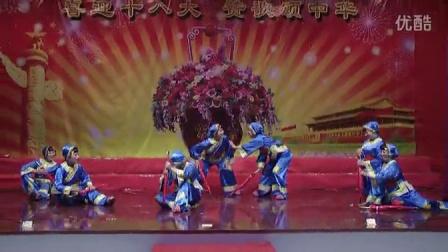 情景剧舞蹈《美丽的大脚》