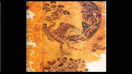 中国古代织绣