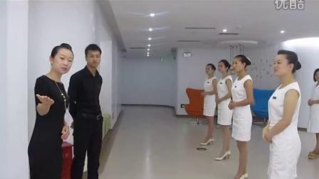 美容院礼仪培训-礼仪培训师钱明珠
