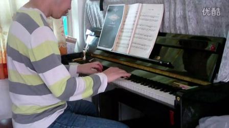 二级 自选曲目 5.《波尔卡舞曲》中国音乐学院钢琴考级