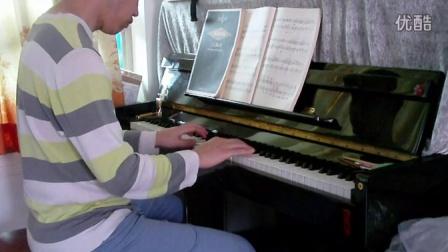 二级 自选曲目 1.《惊险的航行》中国音乐学院钢琴考级