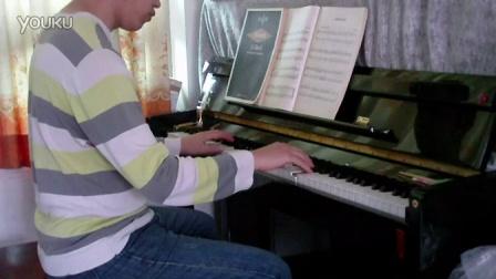 二级 B组 2.《威廉皇帝进行曲》中国音乐学院钢琴考级