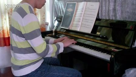 二级 B组 1.《练习曲》中国音乐学院钢琴考级