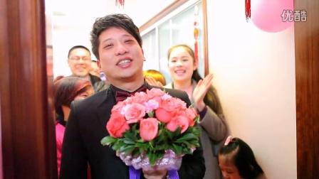 福安公主嫁到作品 2014.2.13婚礼电影作品 婚礼短片