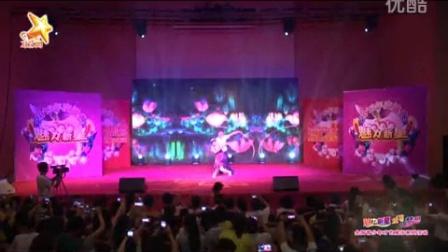 舞蹈家陈爱莲双人舞《梁祝》魅力新星2013