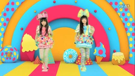 sandy&mandy:杯子蛋糕《Cake5主題曲MV舞蹈版》