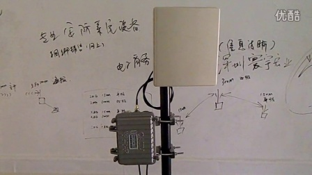 2.4G工业级大功率无线微波视频传输设备 无线远距离安防监控