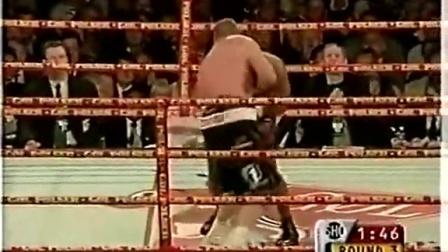 泰森职业拳击比赛第54场
