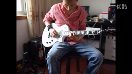 Turning Point guitar covered by Edward Valen