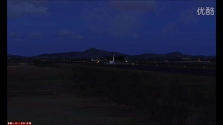 FSX-波音757、767、777降落视频