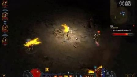 Diablo III暗黑3初遇哥布林大军
