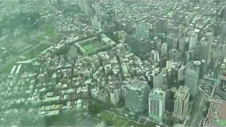 踏进心中的处女地——宝岛台湾[7][登上101大楼、参观士林官邸]