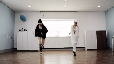 【Dance】2NE1 - COME BACK HOME 舞蹈教学