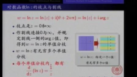 数学物理方法 吴崇试 06