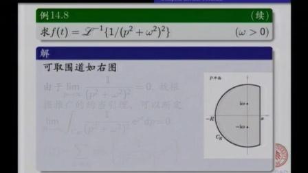 数学物理方法 吴崇试 32