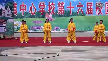 小学生男儿当自强舞蹈_标清