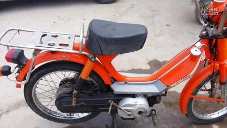 嘉陵50摩托车老式