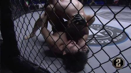 RUFF12 57kg  Shamil Magomedov  vs  尚志法
