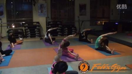 菲力斯健身俱乐部--康复瑜伽