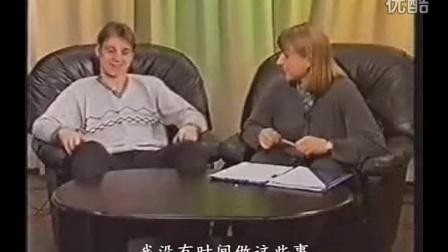 """【中文字幕】Alexander Abt 2001年""""周二之星""""访谈01"""