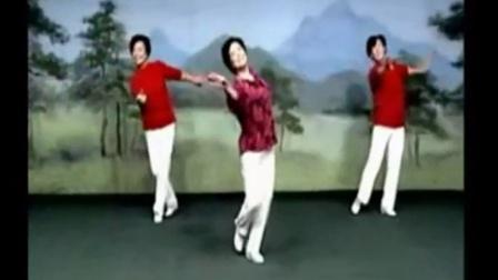 广场舞 广场舞学跳三步舞