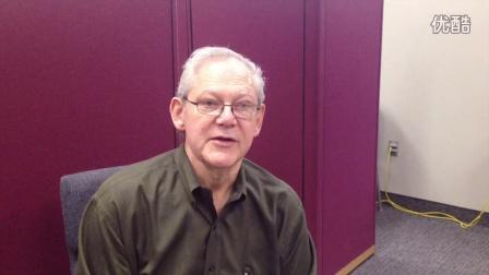 肯特州立大学新闻与大众传播学院欢迎你 来自Tim Smith教授的问候