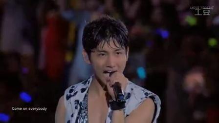 东方神起 LIVE TOUR 2013 ~TIME~ FINAL in NISSAN STADIUM DVD