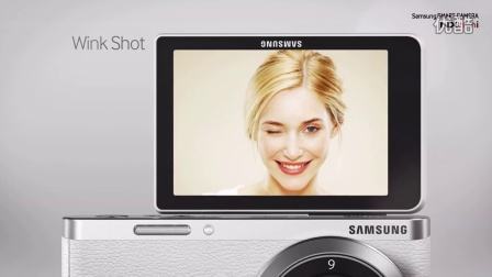 Samsung SMART CAMERA NX mini - Official Introduction
