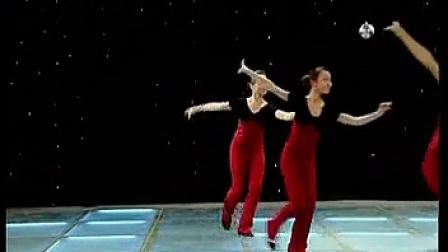 蒙古舞簡單小組合