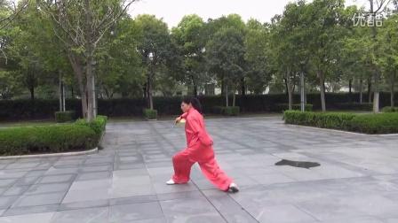 俞霄潇49式武当剑