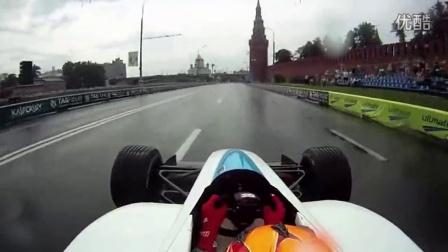 Formula E 在莫斯科的视频