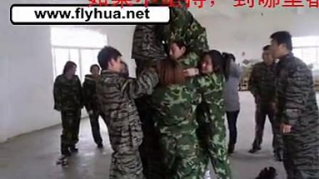 如果不坚持,到哪里都是放弃上海西点上海军事培训上海军训公司-
