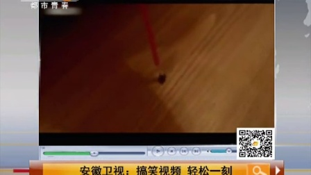 安徽卫视:搞笑视频 轻松一刻 天天网事 140409