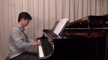 西班牙传统乐曲:马拉圭纳舞曲 (王峥钢琴 2014.4.10 Th. 晚) 菲伯尔