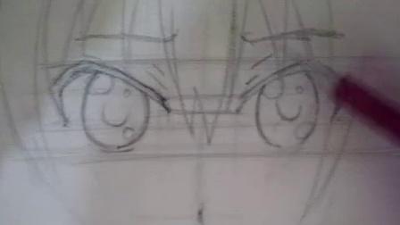 【春君教程--教你如何画动漫人物眼睛】