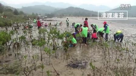 """20140321深圳绿源""""美好时光清理海苔""""活动记录"""