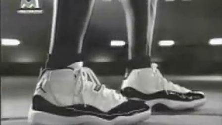 AIR JORDAN 11 AJ11 乔丹11代篮球鞋广告