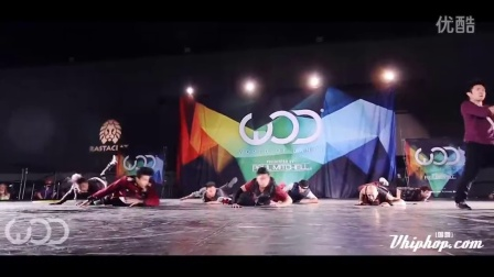 Quest Crew _ FRONTROW _ World of Dance #WODLA '14