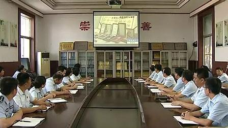 烈山区人民法院8月份道德大讲堂
