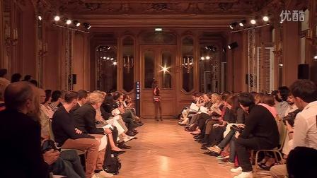 IFA Paris中法埃菲2013巴黎校区时装秀