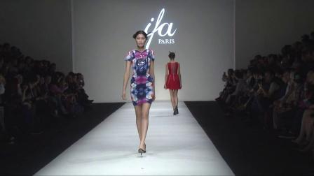 2013IFA Paris中法埃菲上海校区时装秀@上海时装周